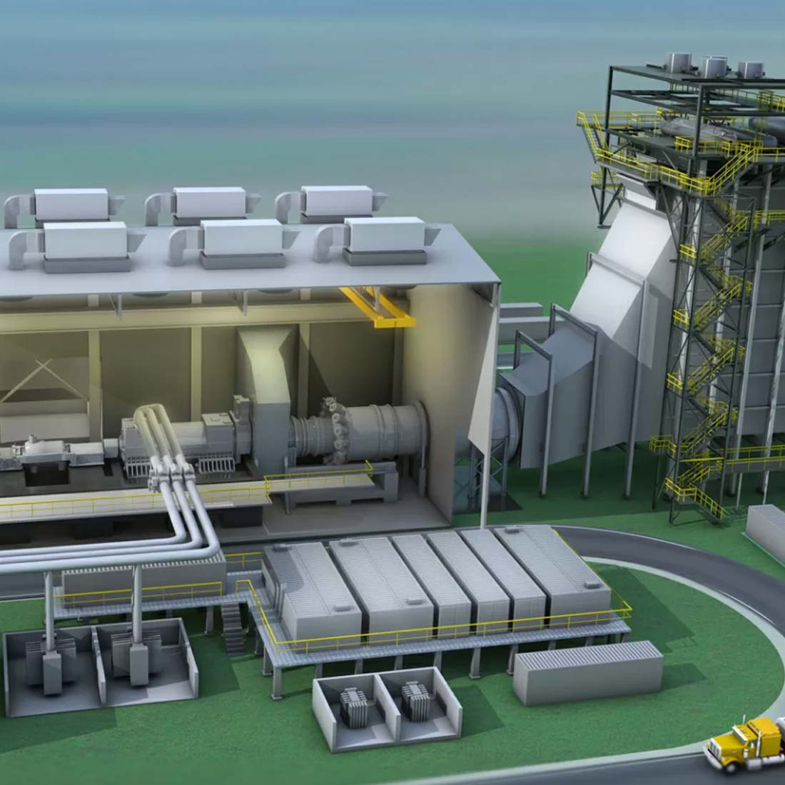 POMITHAFA (LNG) GAS POWER STATIONS PROJECTS (RSA)