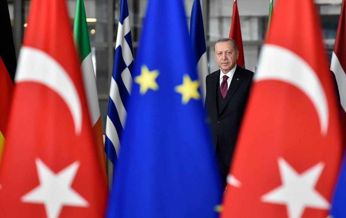 Stabilization of relations: Turkey and the EU go to negotiations