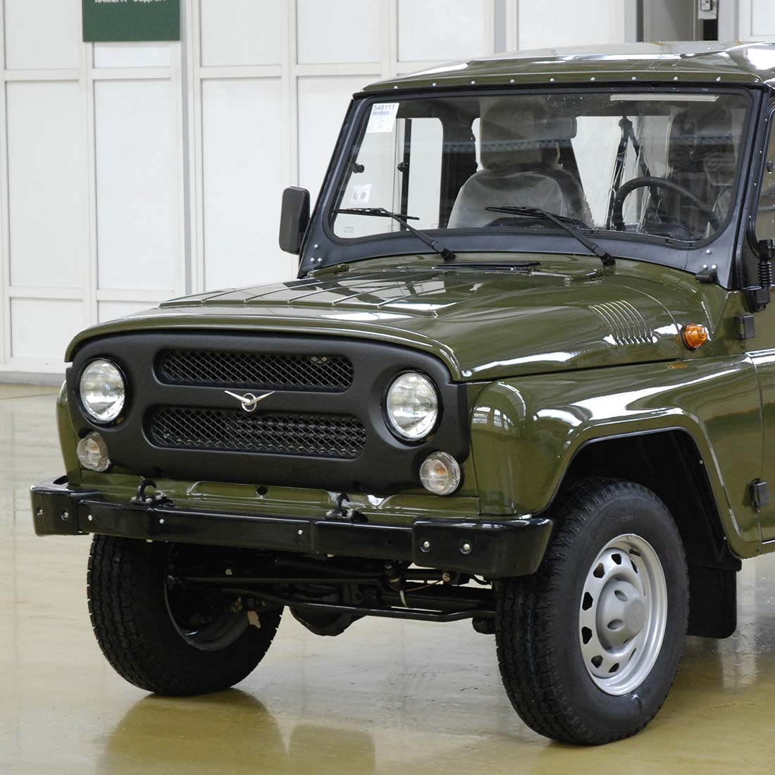A proposal to create a full-fledged network for the sale, assembly, distribution and maintenance of UAZ vehicles (right-hand drive) in Africa